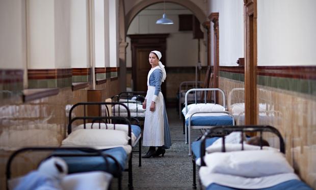 Alicia Vikander as Vera Brittain