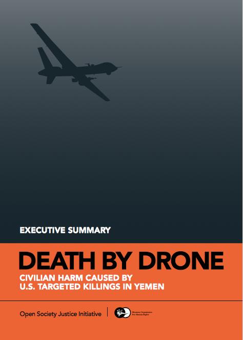Death by Drone (Yemen) (2015)