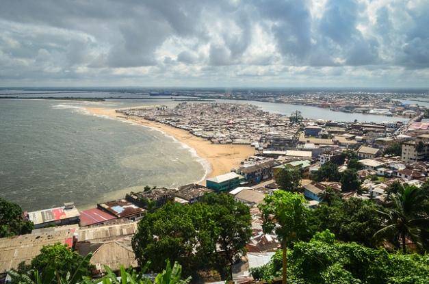 West Point, Monrovia