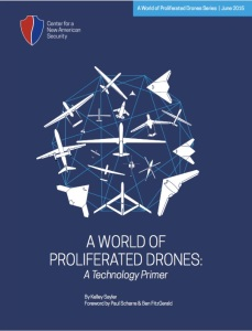 CNAS A world of proliferated drones