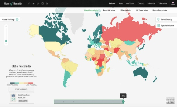 Global Peace Index 2015 JPEG