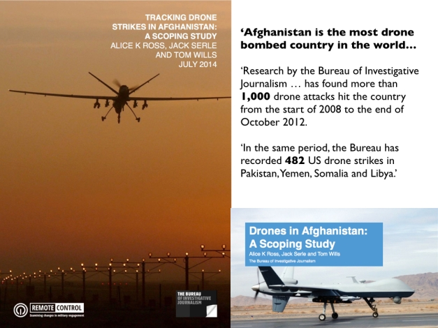 Afghanistan drone bombings BOIJ.001