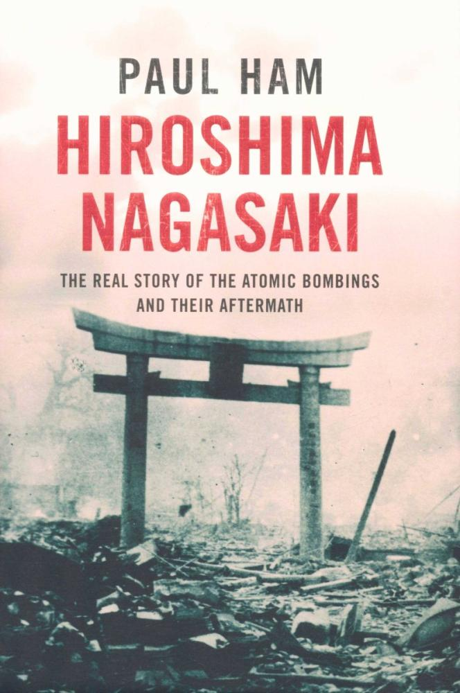 an analysis of the terrible destruction of the hiroshima atomic bomb Free summary and analysis of the  be used to create a bomb with massive destruction  gay to drop the first atomic bomb on the city of hiroshima.