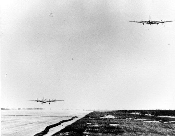 B-17 drones