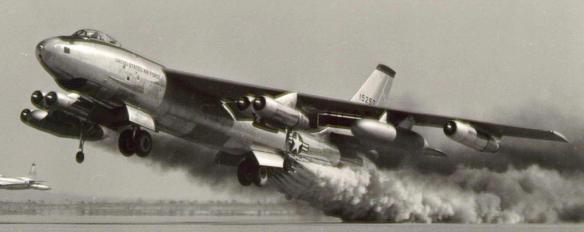 B-47 Stratojet bomber (USAF)