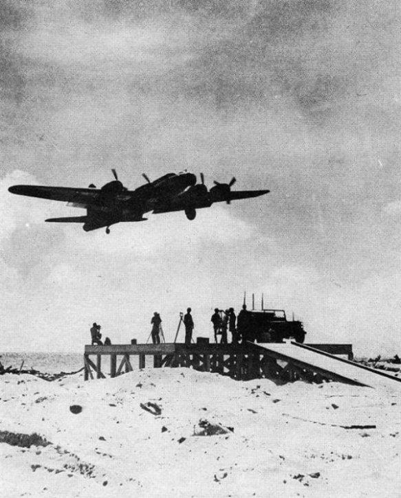 B-17 drone Bikini