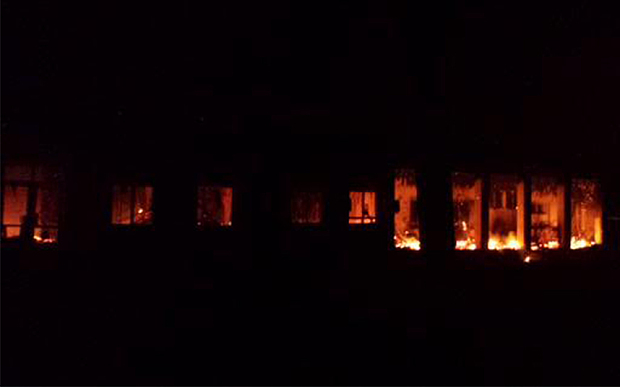 Hospital bombing, Kunduz, October 2015 MSF