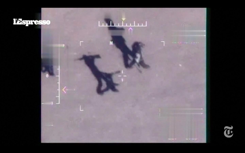 Italian drone video A