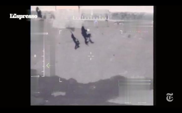 Italian drone video C