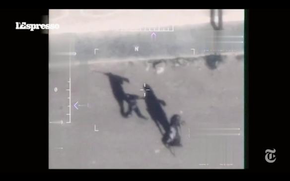 Italian drone video D