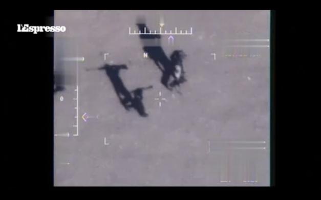 Italian drone video I