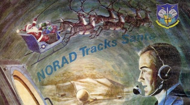 NORAD's Santa