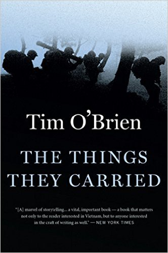 Essay on the things they carried by tim obrien