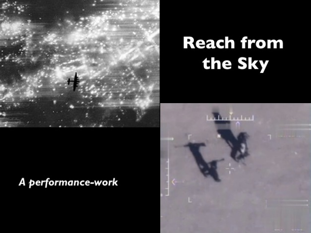Reach from the Sky PERFORMANCE WORK