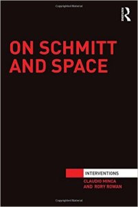 MINCA and ROWAN Schmitt and Space