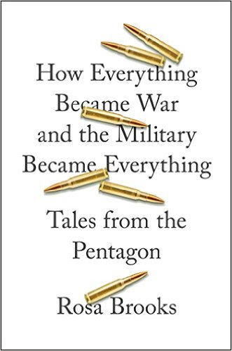 BROOKS How everything became war