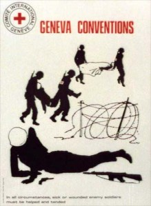Geneva Conventions 1949 care of wounded