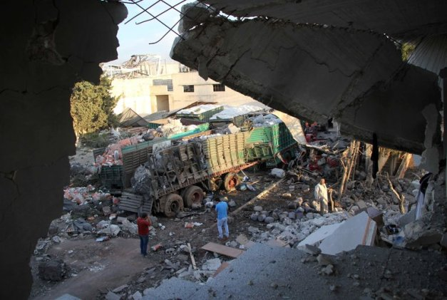 un-convoy-attacked-in-aleppo
