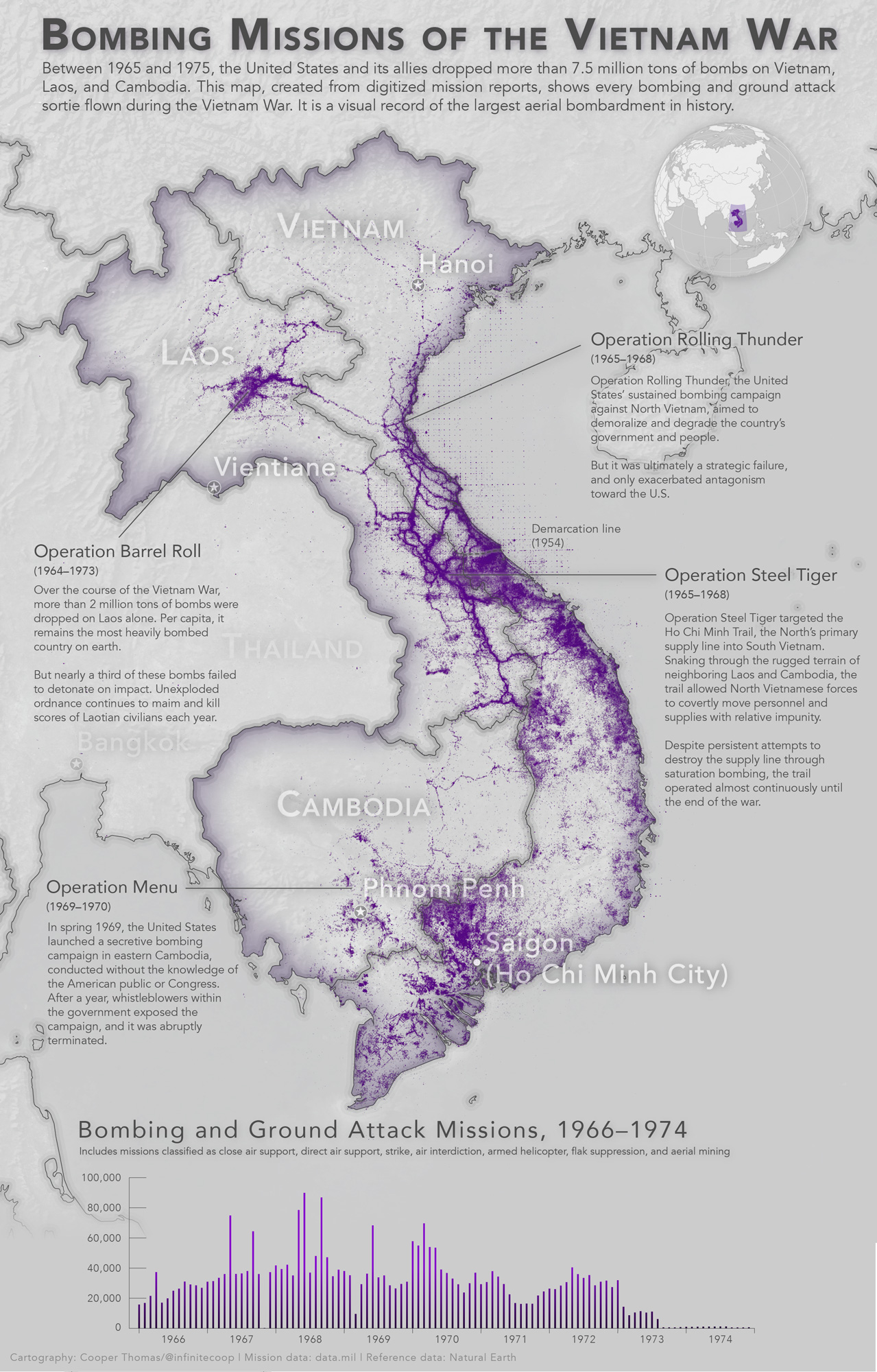 vietnam geographical imaginations vietnamwarbombing 01